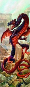 Alchemy Gothic Dragon Puzzle