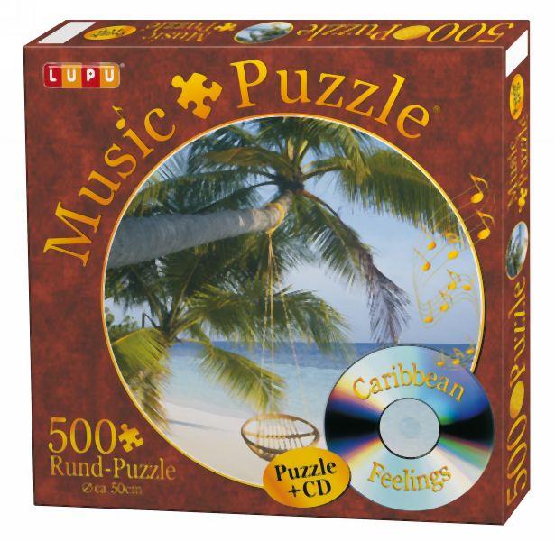 Caribbean Dream Music Puzzle Lupu