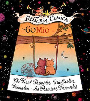 Historia Comica Folge 15: Die Primaten