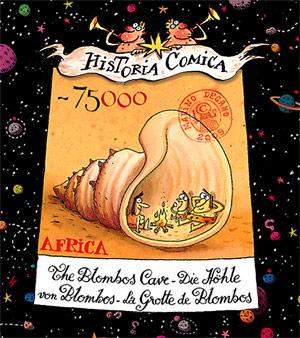 Historia Comica Folge 22: Höhle von Blombos