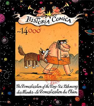 Historia Comica Folge 28: Die Zähmung des Hundes