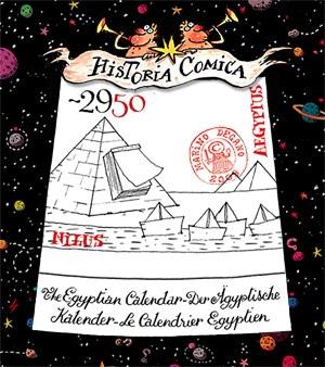 Historia Comica Folge 47: Ägyptischer Kalender