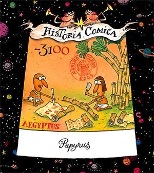 Historia Comica Folge 45: Papyrus