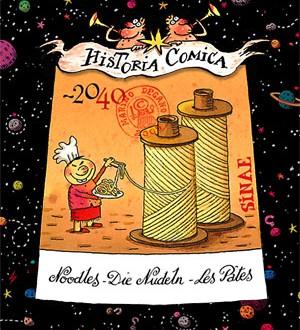 Historia Comica Folge 57: Nudeln