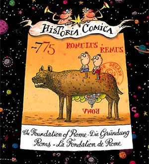 Historia Comica Folge 61: Gründung Roms