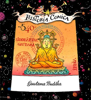 Historia Comica Folge 62: Buddha