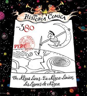 Historia Comica Folge 63: Nazca-Linien