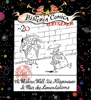 Historia Comica Folge 64: Klagemauer