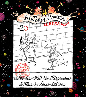 Historia Comica Folge 64: Klagemauer