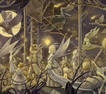 David Delamare Puzzle | Ein neuer Stern am Künstlerhimmel