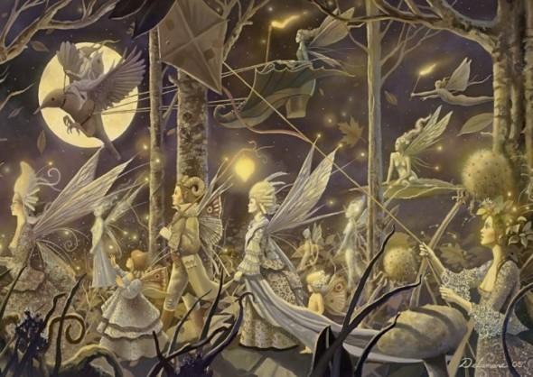 David Delamare Puzzle   Ein neuer Stern am Künstlerhimmel