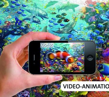 Augmented Reality Puzzle | Die Zukunft des Puzzle?