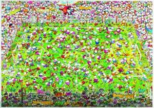 Crazy World Cup Mordillo