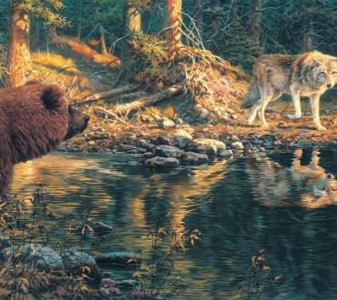 Viele neue Wildlife Art Puzzle von Sunsout