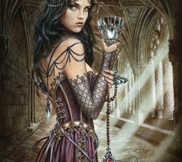 Clementoni präsentiert neue Alchemy Gothic Puzzle