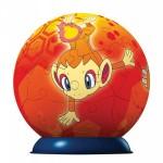 Panflam - Pokemon 60 Teile Puzzleball - Ravensburger