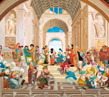 Disney Art Collection von Clementoni