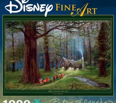 Jumbo präsentiert Disney Fine Art Kollektion