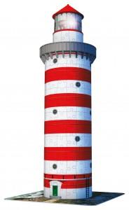 Leuchtturm - 216 Teile 3D Puzzle - Ravensburger