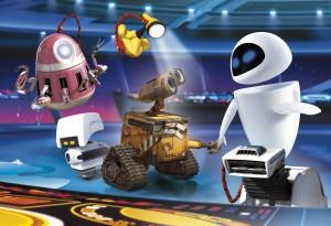 Miteinander Gehen - Wall-E 250 Teile Kinderpuzzle - Clementoni