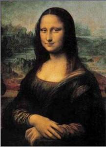 Mona Lisa - Leonardo da Vinci 250 Teile Puzzle - Edition Ricordi Art Stones