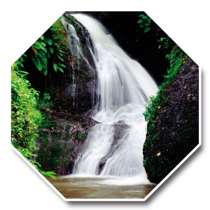 Wasserfall - Feng Shui Puzzle 700 Teile - Lupu
