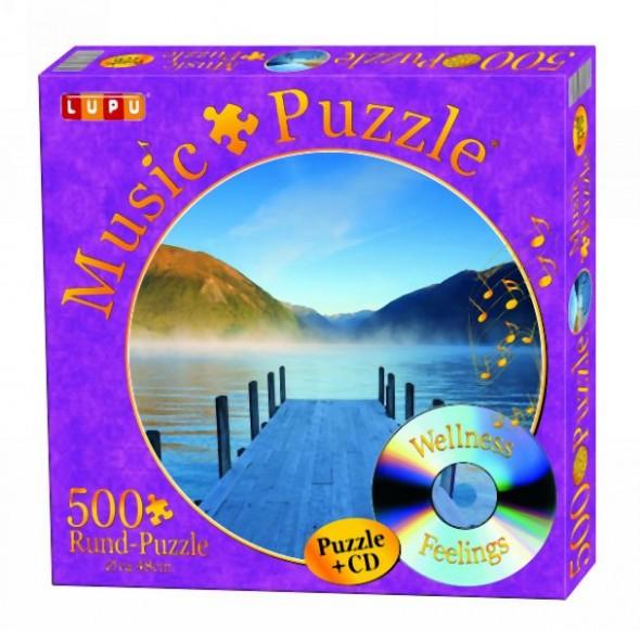 Mit Lupu Music Puzzle gibt's was auf die Ohren