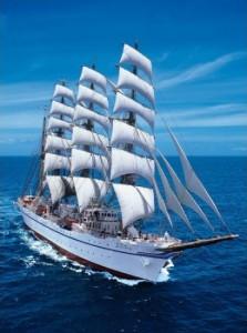 Segelschiff - Clementoni