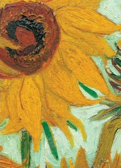 Sonnenblume - Van Gogh