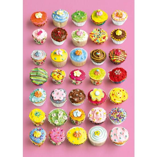 Cupcake Ravensburger 1000 Teile