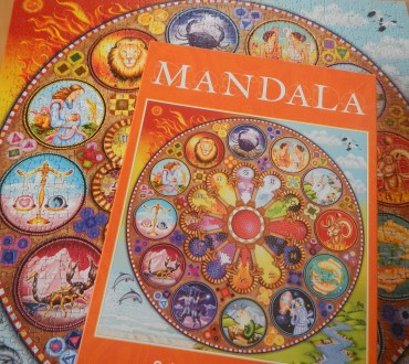 "Mit ""Mandala Puzzle"" in den Sommer"