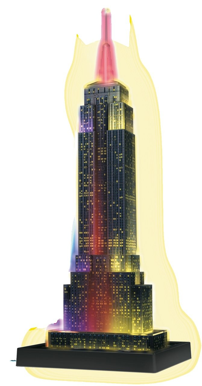 Empire State Building Puzzle 216 Teile Ravensburger