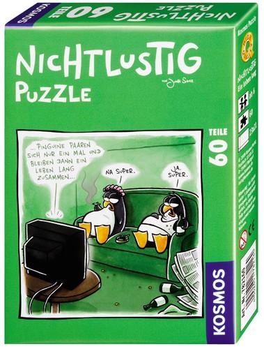 Nichtlustig-Puzzle gehen in die Endrunde – Hier hört der Spaß auf!