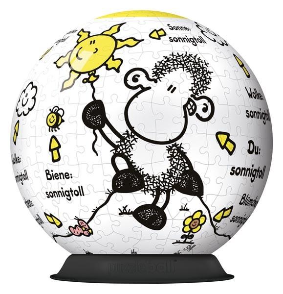 Sheepwolrd Puzzle Ball
