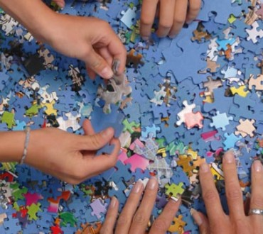 Wir erzählen Puzzle-Geschichte – Folgen Sie der Puzzlefährte!