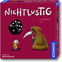 Nichtlustig-Puzzle Brettspiel