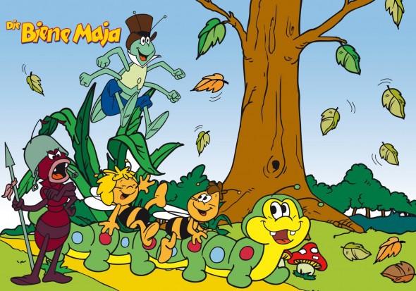 Biene Maja Puzzle – Das kleine Bienchen erlebt wieder große Abenteuer!