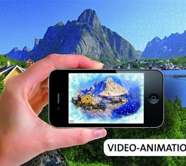 Multimedia Puzzle – Wenn Puzzleteile zum Leben erwachen!