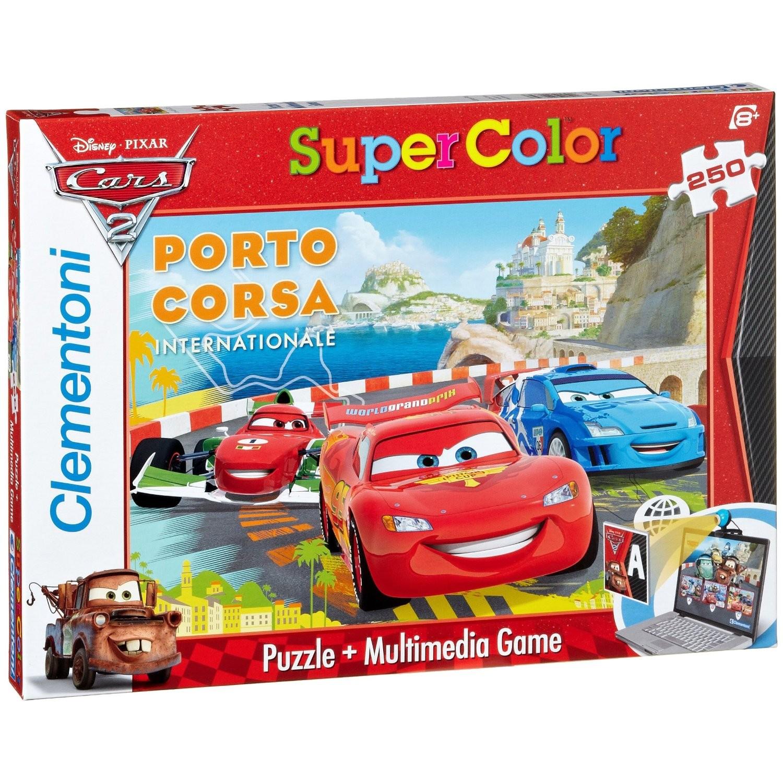 Multimedia Puzzle Car
