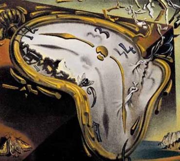 Dali Puzzle – Folgen Sie dem Fluss der Zeit!