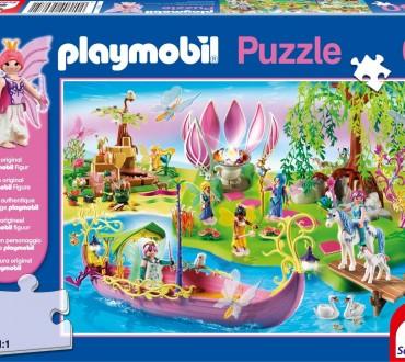 Playmobil Puzzle – Kleine Figuren auch in 2D ganz groß!