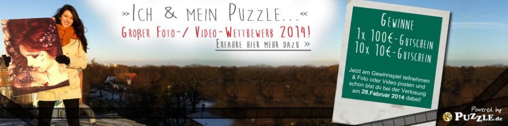 Zum Puzzletag Wettbewerb!