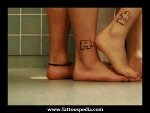 Passt nicht! -  Puzzle Tattoo
