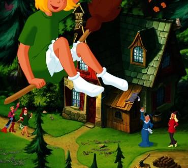 Bibi und Tina Puzzle – Verhexte (Reit-) Abenteuer!