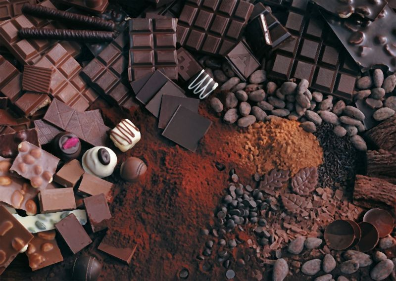 Valentinstag Geschenkidee Schokolade