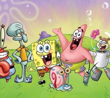 SpongeBob Puzzle – Unterwasserspaß für Groß und Klein