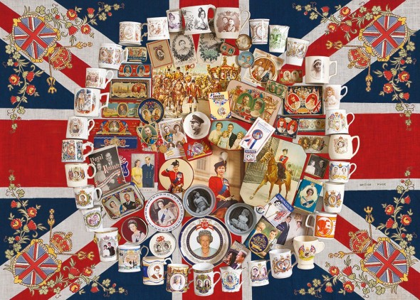 Gibsons Puzzle – Very british!