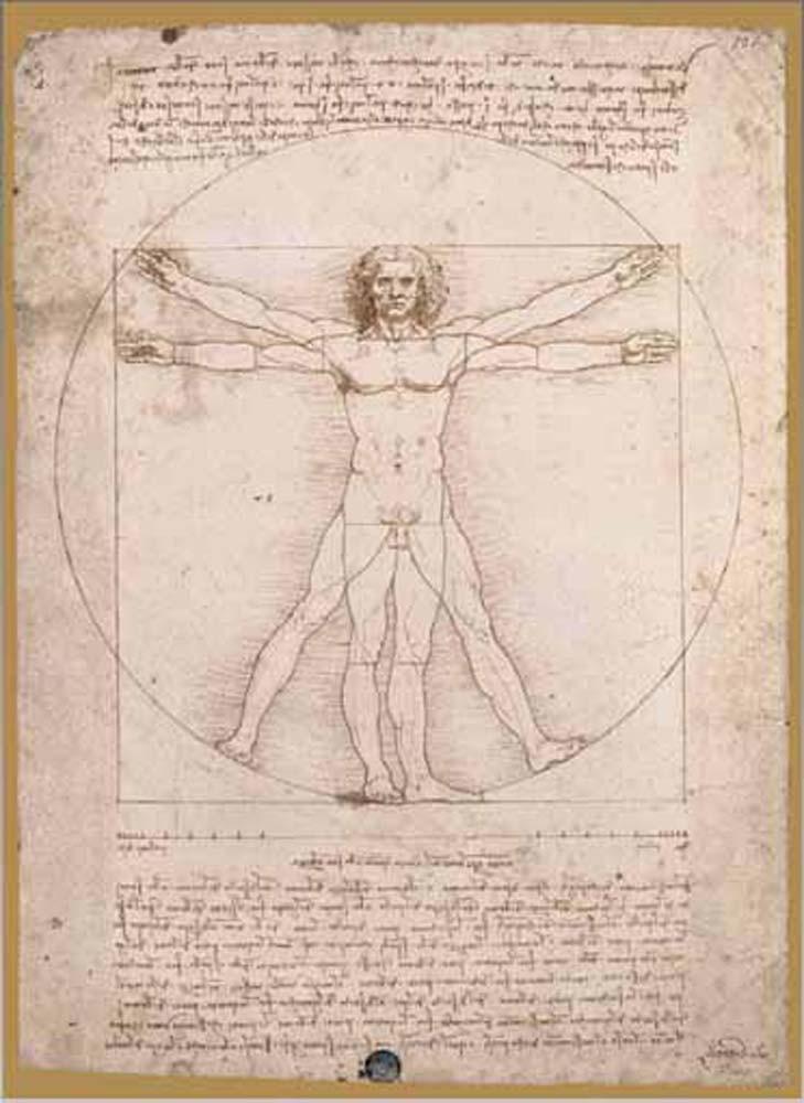 Leonardo Da Vinci Puzzle 8033196340164.main_1