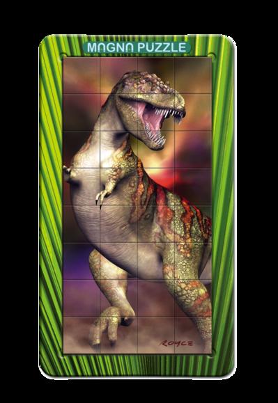 Magnetpuzzle Rex