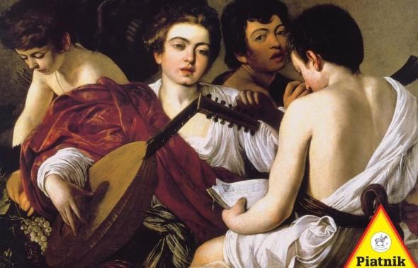 Caravaggio Puzzle – Geheimnis zwischen Schatten und Licht!
